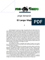 Semprun Jorge - El Largo Viaje