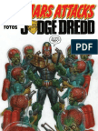Mars Attacks Judge Dredd #1 (of 4) Preview