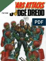 Mars Attacks Judge Dredd #1 (of 4) Preview