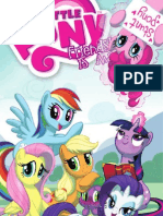 My Little Pony, Vol. 2 Preview