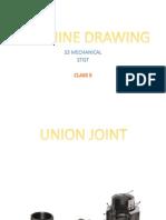 Machine Drawing S3 MECH [Class 9]