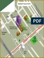 President Palace Map