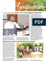 IITA Youth Agriprenuer - Issue No. 1 September 2013
