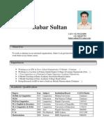 Babar Sultan1