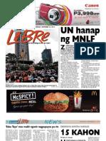Today's Libre 09122013