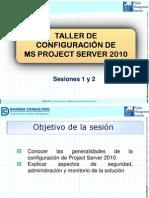 02.Taller de Configuraci�n MS Project Server 2010 v3.pdf