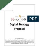 narkoojee digital strategy