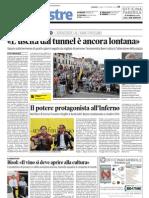 Festival Della Politica - Rassegna Stampa 9 Settembre