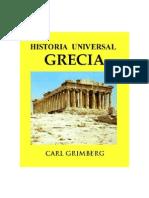 Historia Universal de Grecia TOMO+II