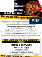 ETU No Sell Off Rally July 3