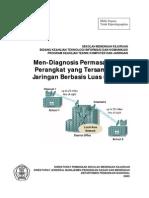 Modul TKJ-16 Men Diagnosis Permasalahan Perangkat Yang Tersambung Jaringan Berbasis Luas (Wan)