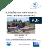 Billingandrevenuecollectionsystemsforasmallwaterutility EmpresaMocambicanadeaguas Maputo 200