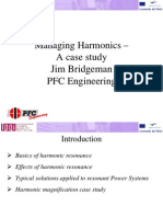 Power Factor Correction Harmonic Filters