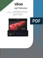 Philco Pca-635,640 Vers%e3o+a Sm