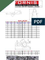 Chavetas Elasticas ISO 7072 - Fornis 2012