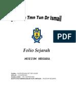 Folio sejarah muzium negara PMR