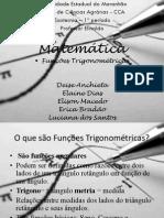 Fund. Matemática - Funções trigonométricas