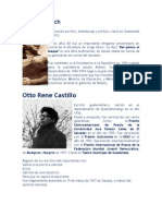 Biografias (Personas Destacadas en Guatemala)