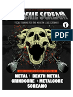 Extreme scream vol. 1