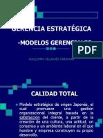 Gerencia Estrategica Modelos Gerenciales 1234739219514115 3