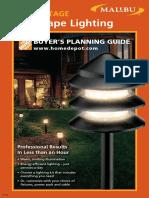 Malibu Planning Guide