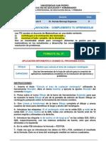 Complementa Tu Aprendizaje Formato 01 Calculo Del Area de Cualquier Rectangulo