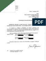 Berlusconi Ricorso Corte Europea Diritti Uomo Strasburgo