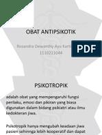 obat antipsikotik