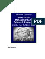 Balance Scorecard Deloitte