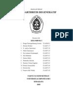 Tugas Orthopedi Osteoarthritis