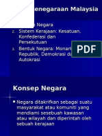 BAB 1 – Kenegaraan Malaysia