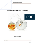 Java Design Patterns With Examples