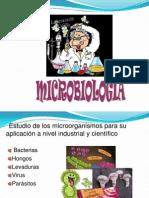 Capacitaciòn Microbiología febrero 2012