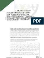 Centenario Al Bicentenario