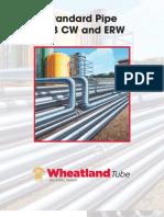 Standard Pipe Catalog ASTM A53 Sch 40