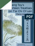 Cheng Man Ch'Ing - Cheng Tzu's Thirteen Treatises on T'Ai Chi Ch'Uan