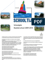 daalderschool schoolgids 2009-2010