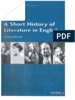 A Short History of Literature in English