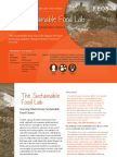 Change Lab Case Study - The Sustainable Food Lab