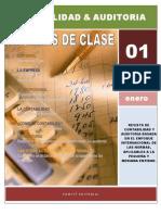 Revista Apuntes de Clase. Contabildad & Auditoria Nro. 05