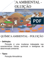 Química Ambiental - Poluição.ppsx
