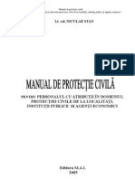 Manual de Protectie Civila