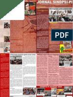 Jornal Sindspi Agosto