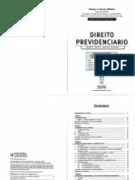 adriana de almeida menezes - direito previdenciário - 2012