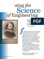 The Science of Engineering
