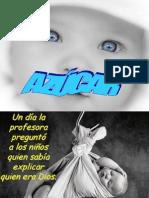 446 Dios Es Azucar (Menudospeques.net)