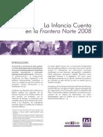 Infancia Ct a Frontera Norte 2008