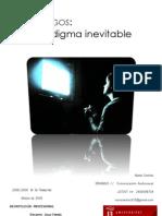 Videojuegos - Un Paradigma Inevitable
