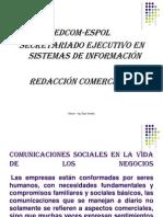 Teor+¡a Redacci+¦n Com.II