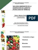 49119819 Tecnologias Emergentes en La Consevacion de Alimentos Tecnologias No Termicas